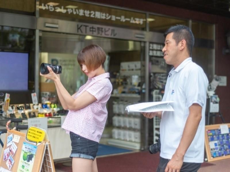 【3名以下開催】写真何でも相談室!疑問を解決!(カメラ貸出も対応)の画像