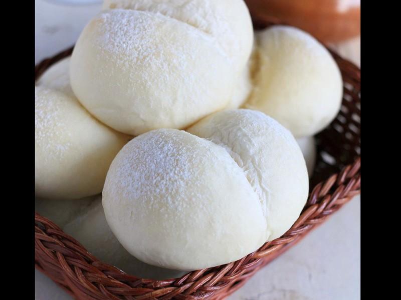 【千葉】こねないパン教室<玄米甘酒のヘルシーなハイジの白パン>の画像