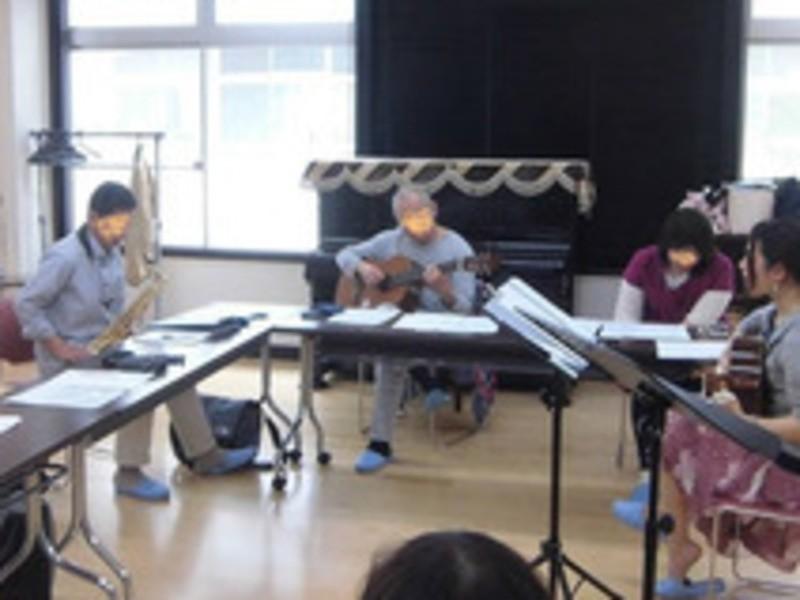 ボサノヴァを歌って弾いて♪横浜のボサノヴァ・サークル体験入会の画像