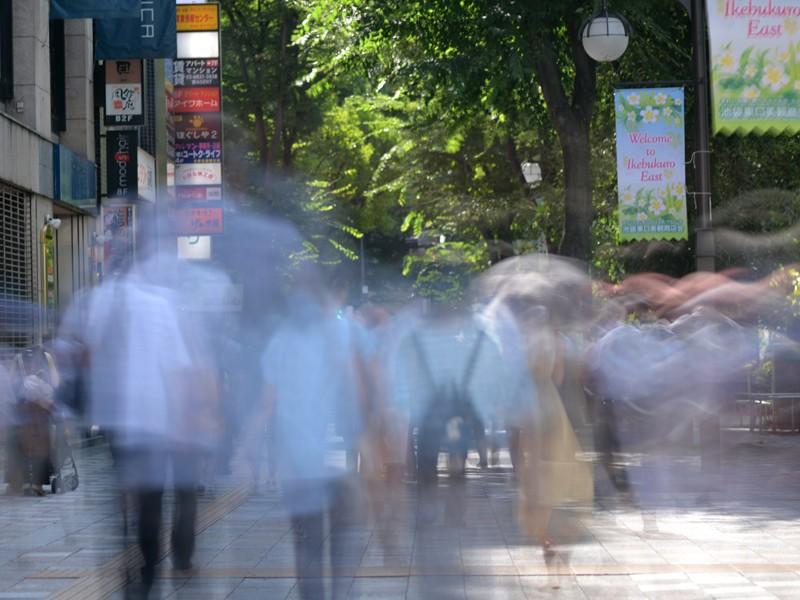 街中でのNDフィルター体験!超スローの世界!(カメラ貸出対応)の画像