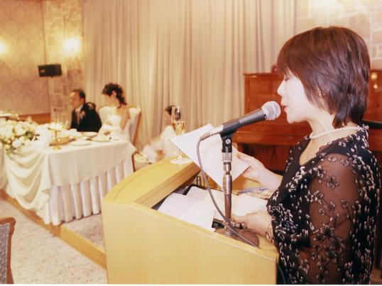 結婚式のお祝いスピーチ、新郎の謝辞&新婦のお手紙、完全マスターの画像