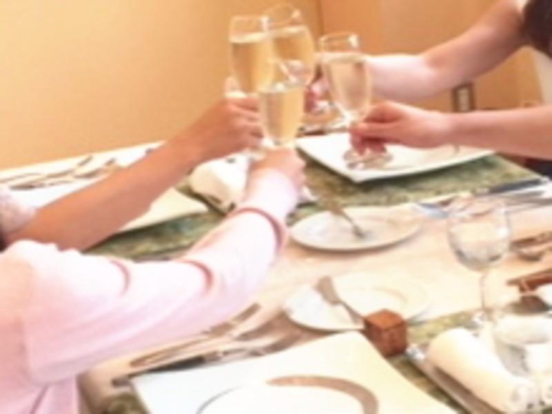 午後のTea time♡「テーブルマナーレッスン」の画像