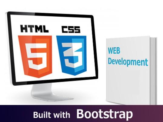 速習!フレームワークを活用した HTML5・CSSコーディングの画像