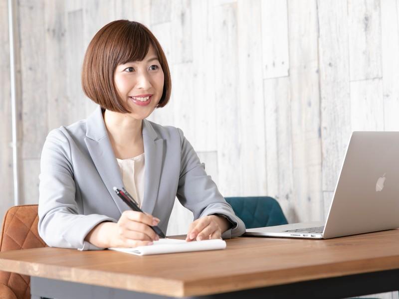 女性向け仕事で役立つ共感力×ロジカルシンキングの画像