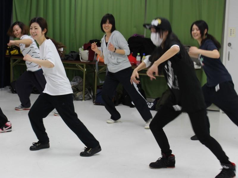まずはステップから!リズムダンス振付レッスン~ステップ編~の画像