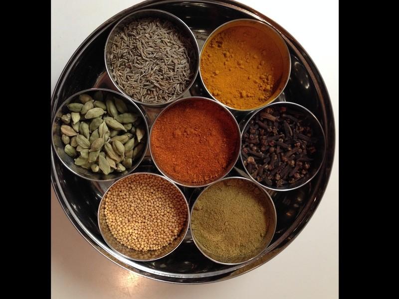 Step4料理が楽しくなるガラムマサラ調合講座(お土産付)の画像