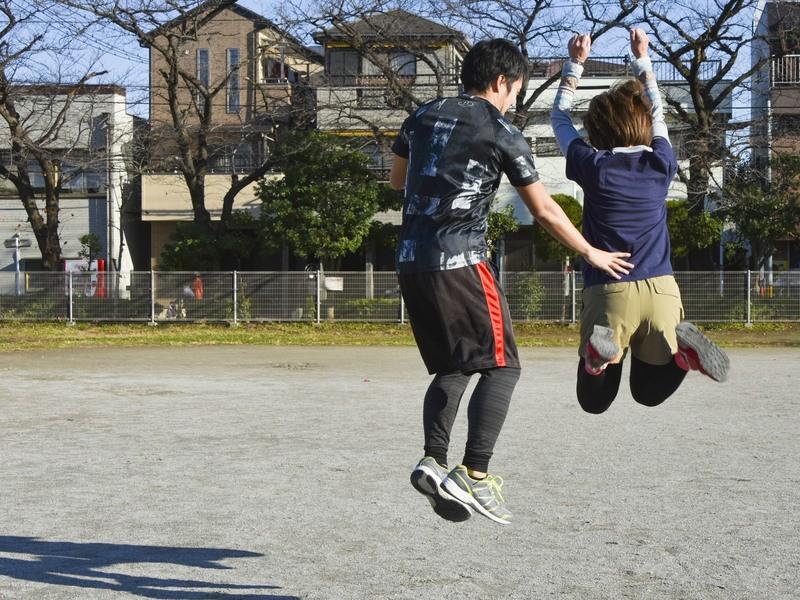 自宅近くの公園であなたに必要なトレーニングをしませんか?の画像