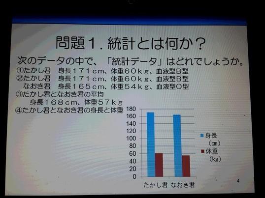 数学素人の会社員が教える、東京一!?わかりやすい統計学はじめの一歩の画像