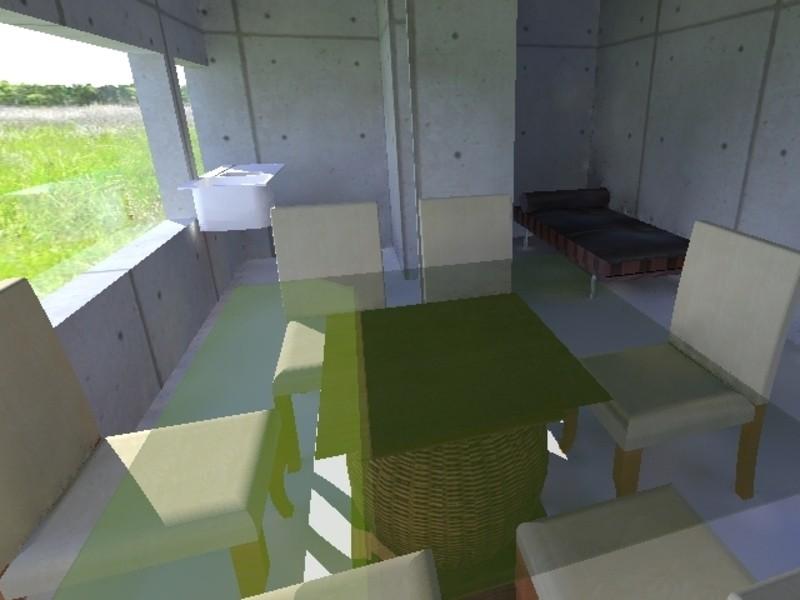 建築サロン Sketchupをレンダリング ・VR・ARの画像