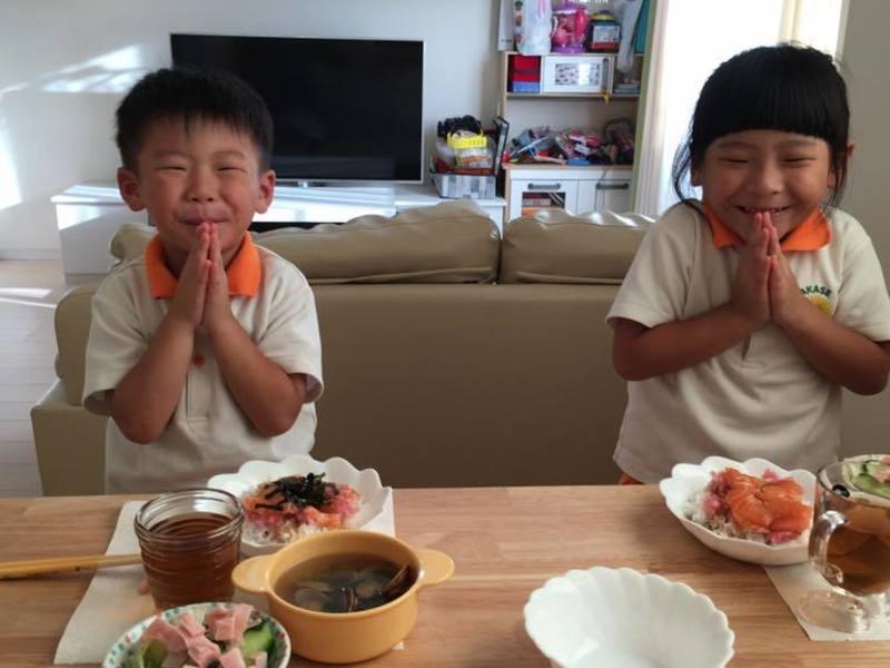 忙しいママ講座『おうちでお子さんの食事のマナーが身につく3回講座』の画像