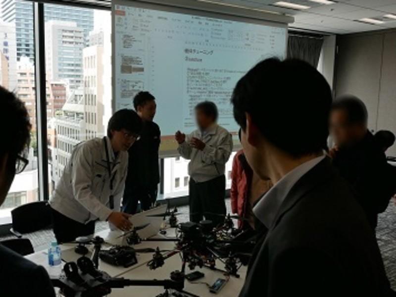 <先着10名限定!>人気の無人機開発エンジニア育成講座の画像