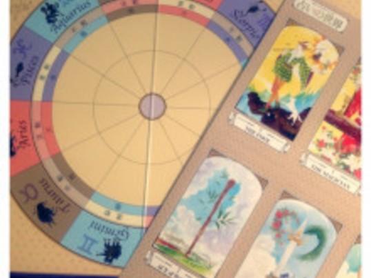 聞けばわかる星占術のしくみ「始めての占星術講座」の画像