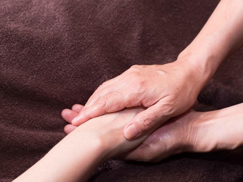 アロマハンドセラピスト養成1日講座の画像
