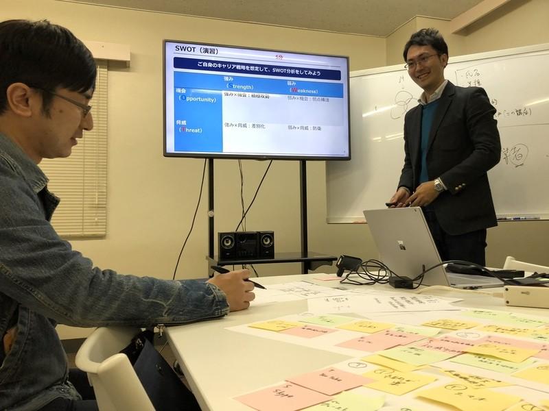 【経営視点が身につく120分】ビジネスフレームワークはじめの一歩の画像