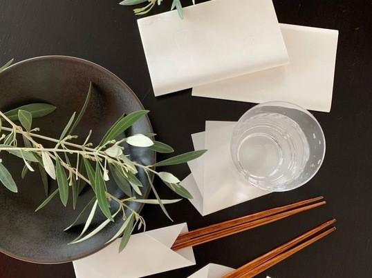 【大阪開催】箸ソムリエによる『懐紙のお稽古』の画像