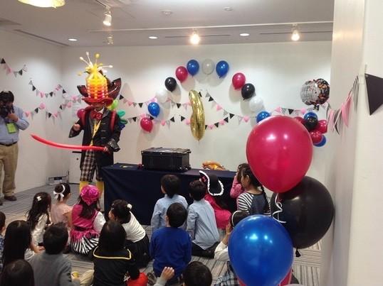 キッズパーティー・イベント向けパフォマー講習会説明会の画像