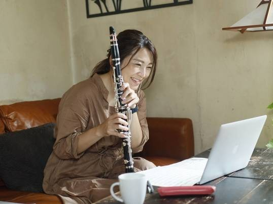 【オンラインOK】たっぷり60分クラリネットレッスン!の画像