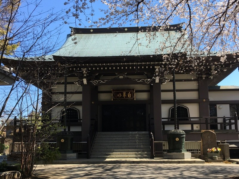 new!千駄木の静かなお寺でゆったり90分のヨガの画像