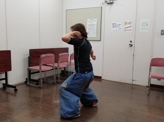 プライベートカンフーレッスン 八極拳&蟷螂拳 なんば教室 の画像