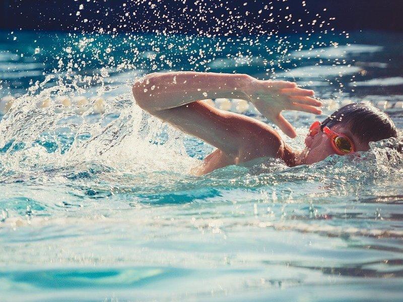 【初心者大歓迎】水が嫌いだった少年による、水泳の個人レッスン60分の画像