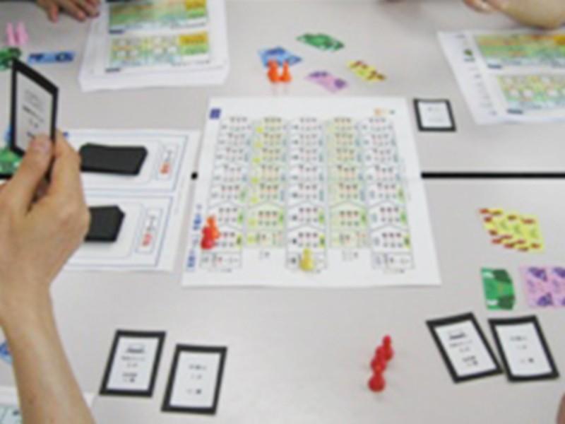 楽しみながらしっかり学ぶ「知財ゲームを活用したマーケティング講座」の画像