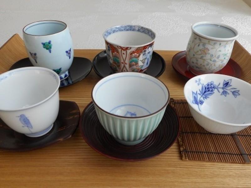 【和のテーブル入門】日本茶と湯呑&和食の配膳と献立の立て方を学ぶの画像
