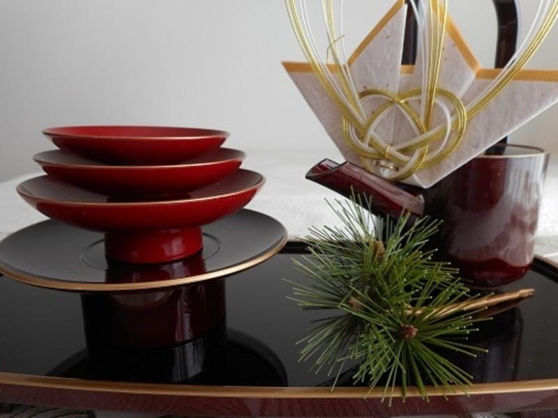 【日本文化を学ぶ】お正月の迎え方とコーディネート方法を学ぶの画像