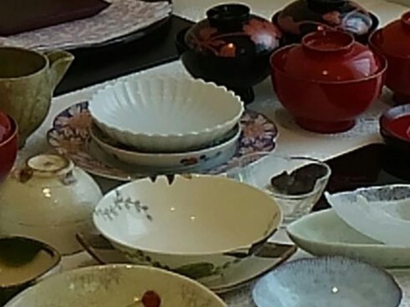 【日本文化もわかる①】和のテーブルコーディネート/日本の食器編の画像