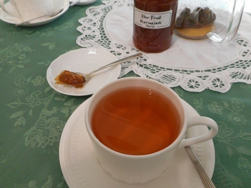 【素敵なテーブル④】アフタヌーンティーのテーブルと紅茶の知識を知るの画像