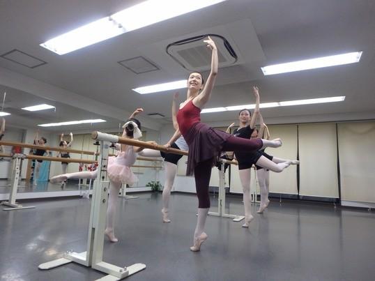 ☆絶対キレイになる!☆初めての優しい美容バレエの画像
