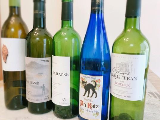 持ち寄りワイン講座の画像