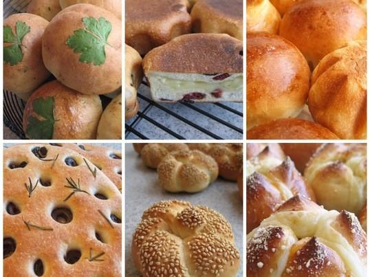★初めてでも簡単!ふわふわロールパン作り@目黒★の画像