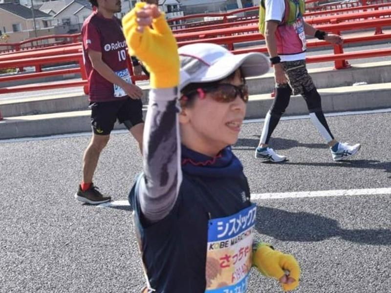 【大阪市西区で体験】走るための体づくりを目指したスリングヨガの画像