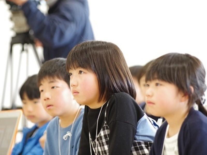 キッズマネースクール in 日本橋の画像