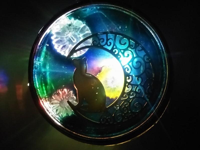 暗闇で光り輝く!LEDの光で表情を変えるレジンアクセサリを作ろう!の画像