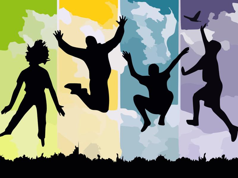 自由になろう!ストレス発散!静と動の融合ダイナミック瞑想!の画像