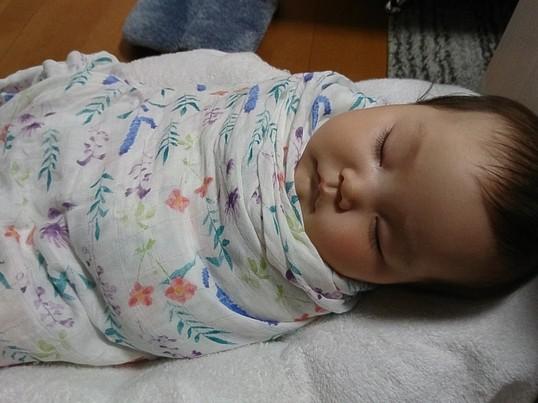 オンライン!30分で赤ちゃんがぐっすりのタッチケア講座の画像