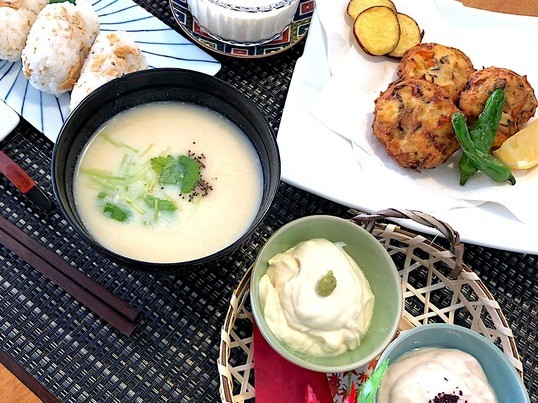 もっとお豆腐!~がんもどきからムース風まで、ヘルシー豆腐ご膳の画像