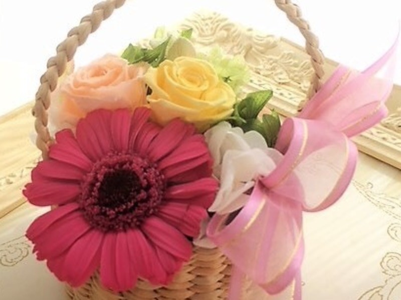 お花を使った多彩なハンドメイド   の画像