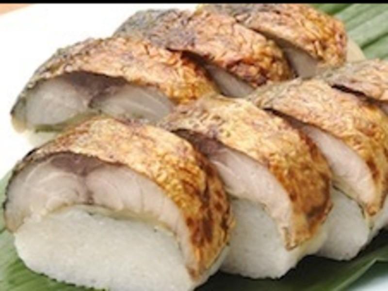 魚をおろす中上級編「鯖を一本おろす」焼き鯖寿司をつくろう!の画像