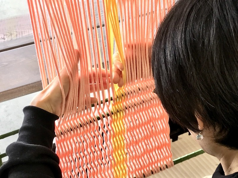 子連れOK!手作りハンモック教室の画像