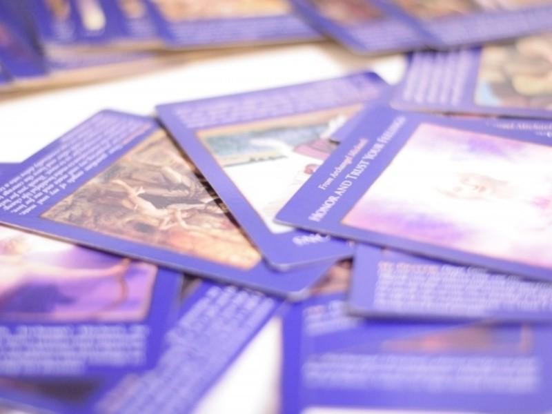 【初心者限定】90分でオラクルカードをマスターの画像