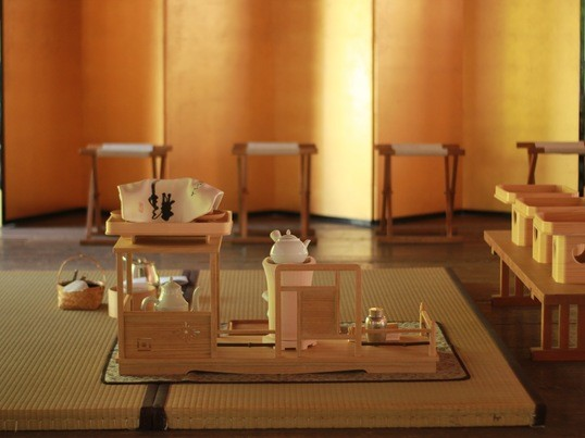 【見学/喫茶】🍵京都で武家作法の茶道を学ぶの画像