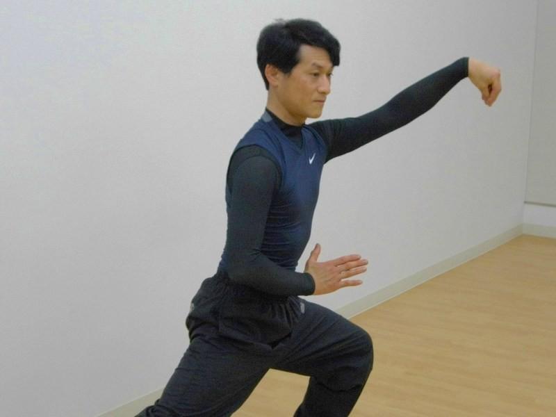 太極拳を独習してる方に 【体内に充実感を得る体験セミナー】 30分の画像