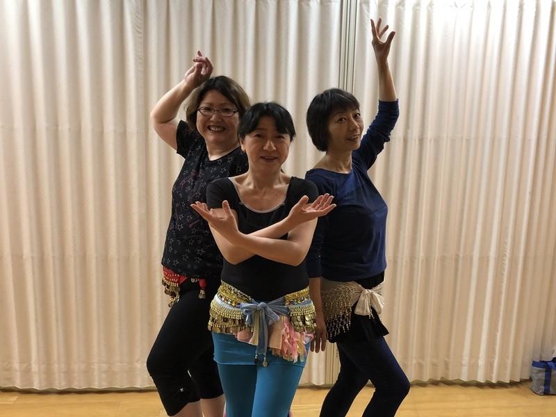 基礎ワーク <ベリーダンス>の画像