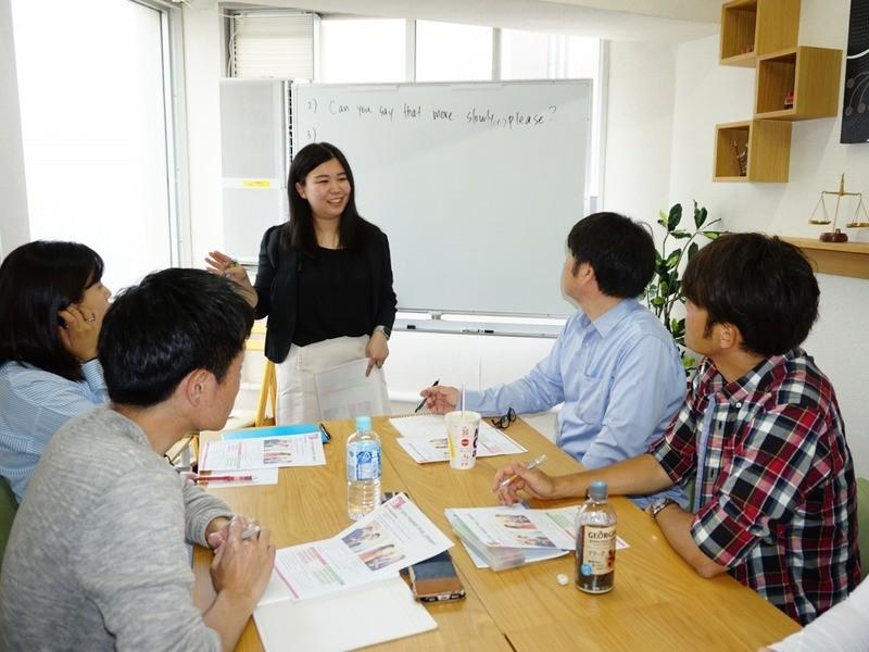 【体験コース】名古屋校:英会話レッスン&コーチング(約120分)の画像