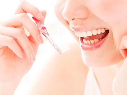 歯磨きのお話の画像
