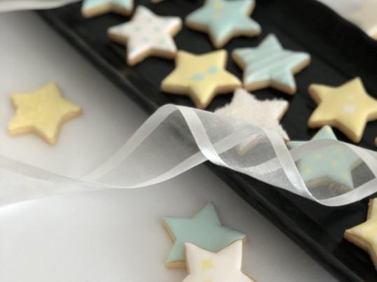 アイシングクッキー1dayレッスン〜お星様〜の画像