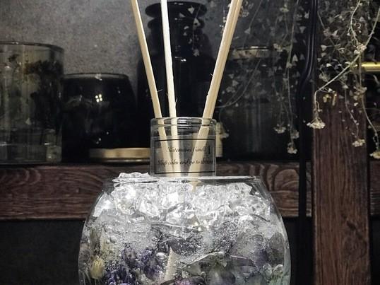 【氷香】暑い夏を涼やかに。ボタニカルジェルディフューザーを作ろう!の画像