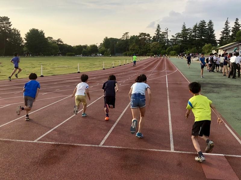 小学生〜中学生の走り込み練習会!同世代のライバルと切磋琢磨しよう!の画像